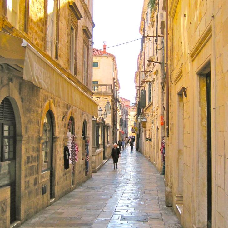 Knee Doors in Dubrovnik