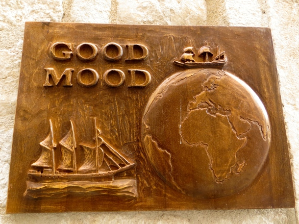 Good Mood Sign