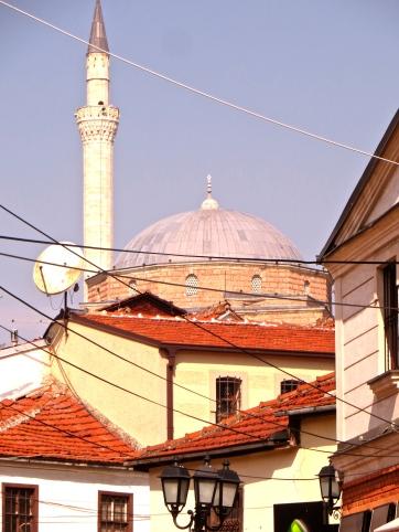 Old Bazaar Minaret