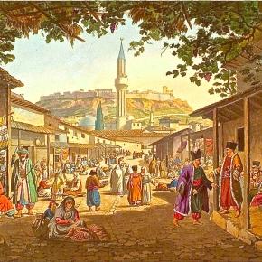 Skopje's Old Bazaar: Walk Across the River intoTurkey