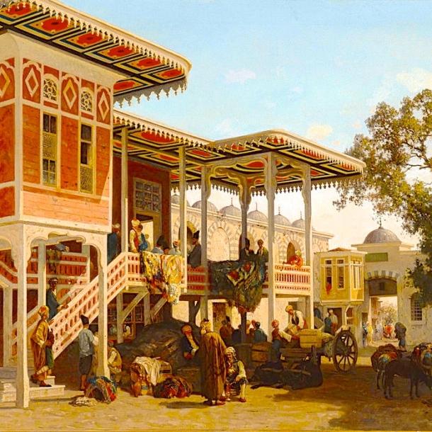 Ottoman Caravanserai 2