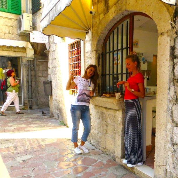 Women in Doorway