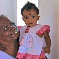 Dambulla Grandmother