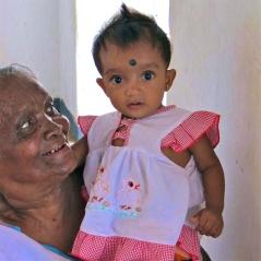 Dambulla Grandmother