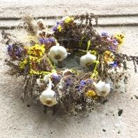 Garlic Wreath, Novi Sad, Serbia