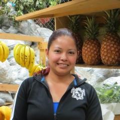 Morelia Fruit Vendor