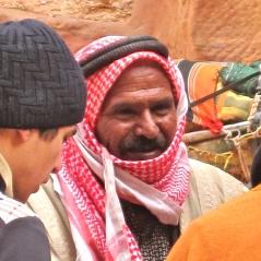 Petra Camel Jockey