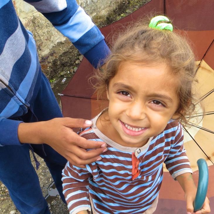Podgirica Little Girl