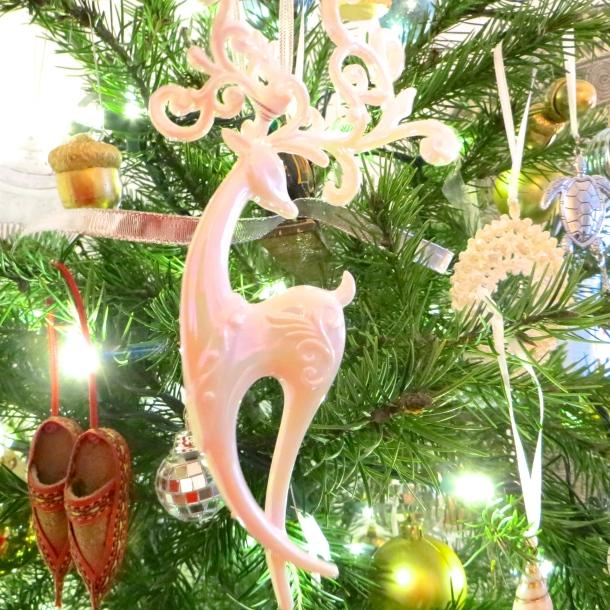 Sue's Deer Ornament