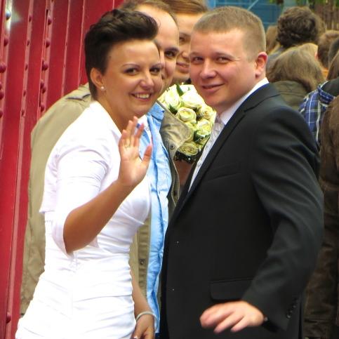 Wroclaw Newlyweds