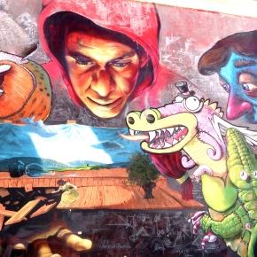Wild and World-Class: Plovdiv's StreetArt