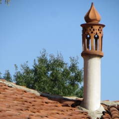 Plovdiv Chimney Top