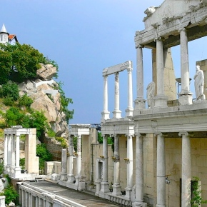 Plovdiv's Archaeological Accidents: Luck CountsToo