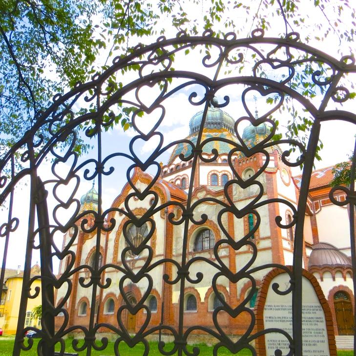 Jewish Synagogue 2, Subotica, Serbia