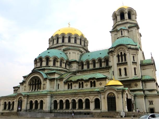 Nevsky Cathedral Sofia 2