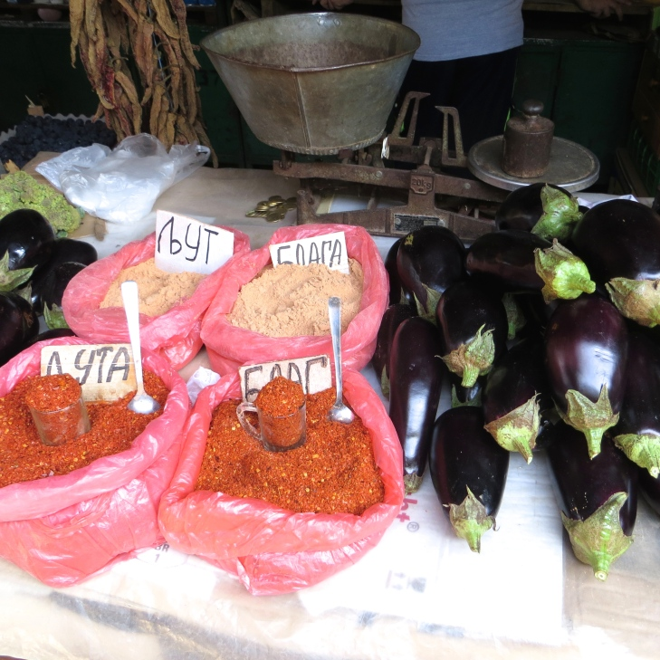 Ajvar Ingredients