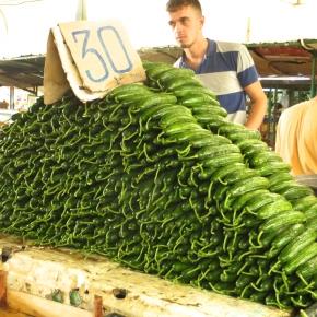 Cradles to Cucumbers, Peppers to PJs: Skopje's Bit Pazar Has ItAll