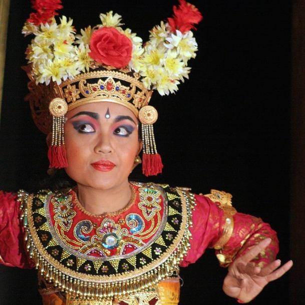 Balinese Dancer