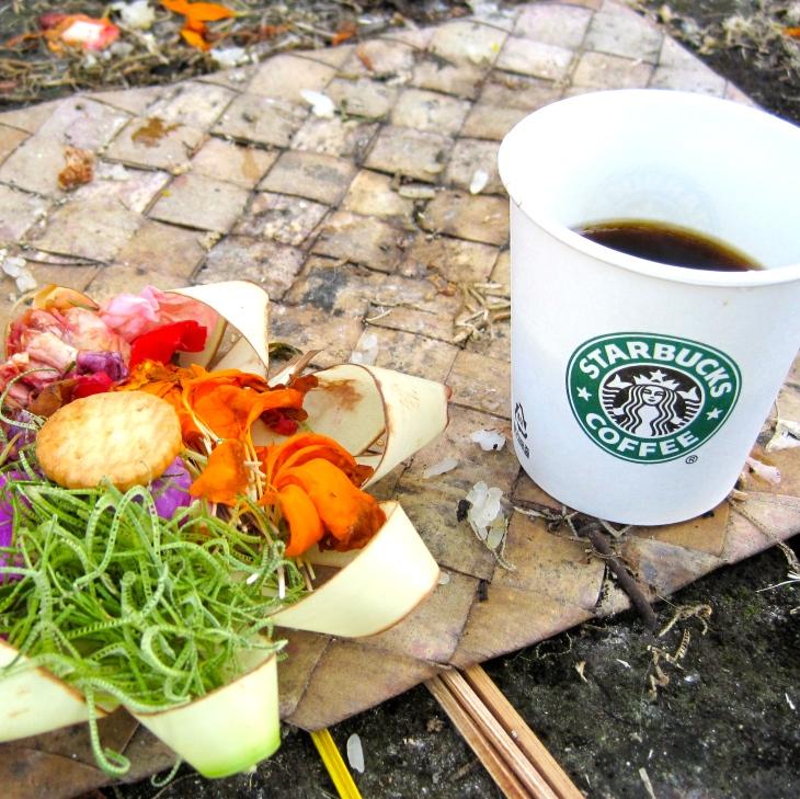 Starbucks with Cananag Sari