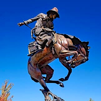 Bronc_Buster_Statue_(Wallowa_County,_Oregon_scenic_images)_(walDA0023) 3