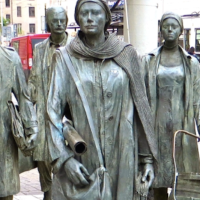 Wroclaw's Anonymous Pedestrians: A Shot At Digital Eternity