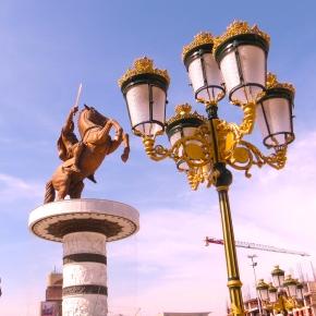 Skopje's Bronze Posse: Another Urban MythDebunked