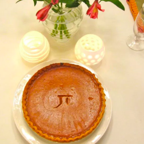 Pi on Pumpkin Pie: A Mathematical Solution To A Cook's Dilemma