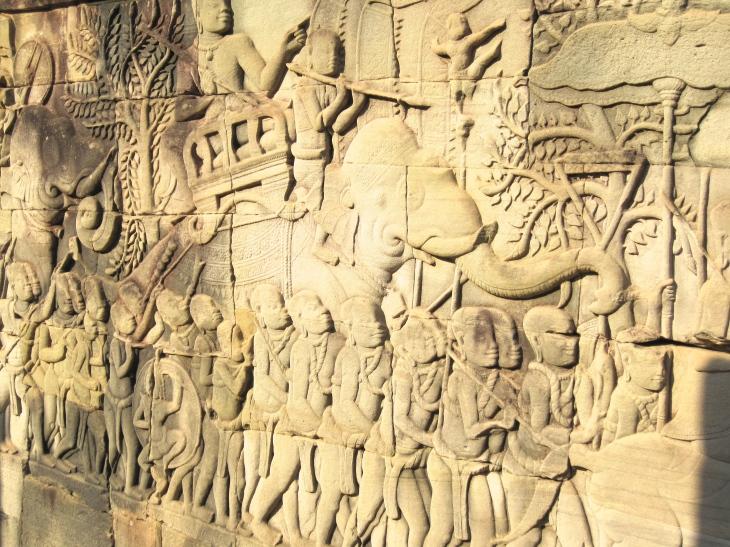 elephant-bas-relief