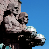 Helsinki Central Station: An Art Nouveau Tour de Force