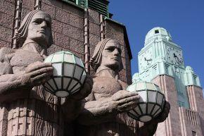 Helsinki Central Station: An Art Nouveau Tour deForce