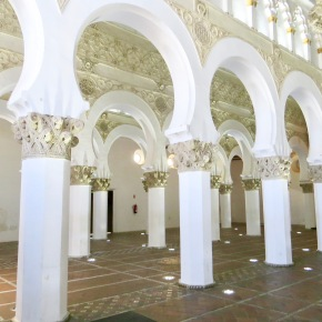 Synagogue of Santa Maria la Blanca: A Stunning Symbol of Religious Cooperation