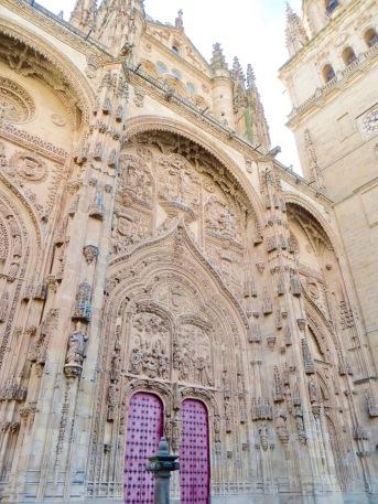 Salamanca Cathedral Main Doors