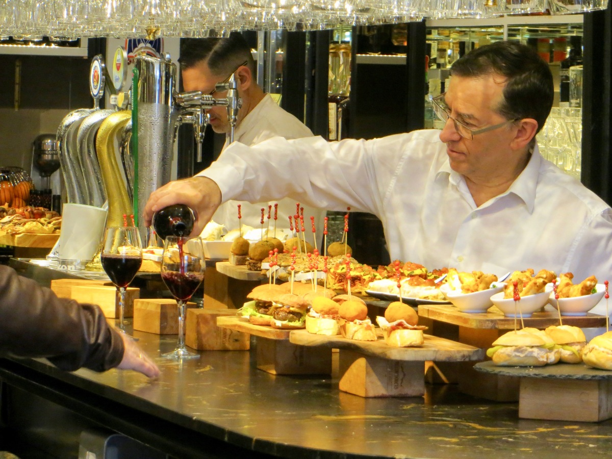 Bilbao's Pintxos: Proving the Sociologists Right