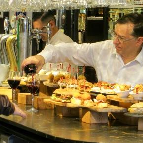 Bilbao's Pintxos: Proving the SociologistsRight