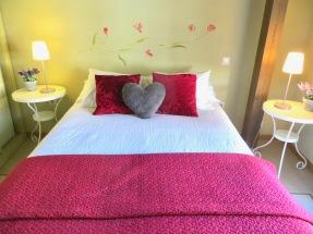 Heart Pillow, Brussels