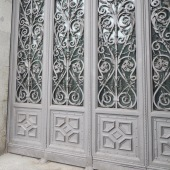Madrid doorway