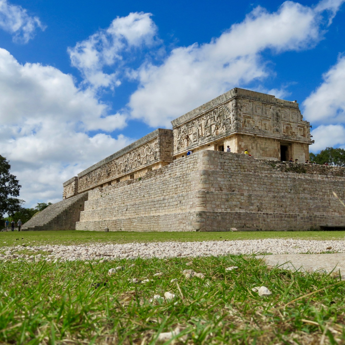 Uxmal: The Coolest, Closest Ancient City Out There