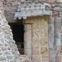 Palenque Doorway