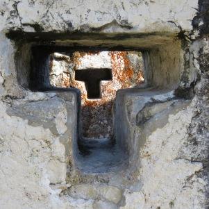 Uxmal T Window