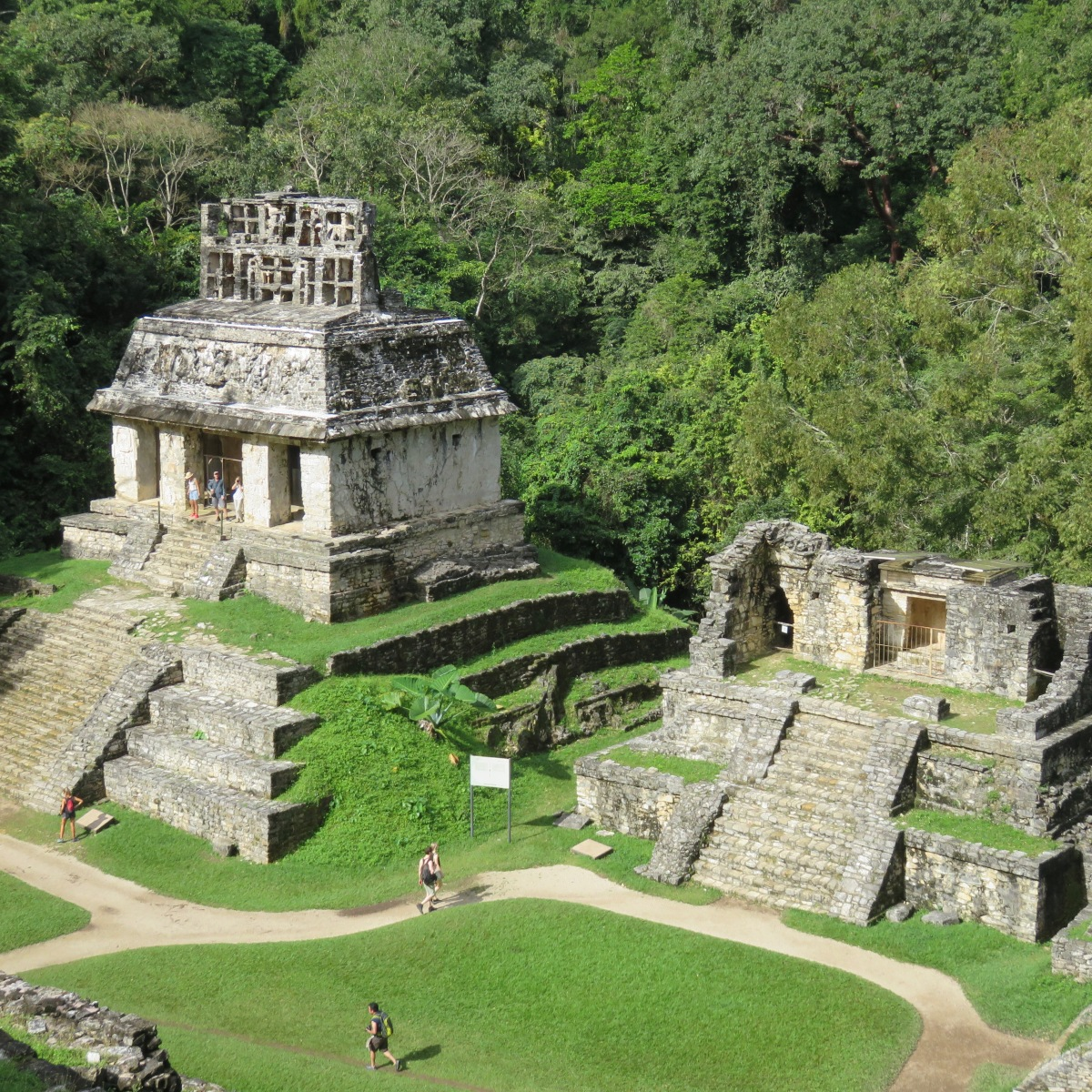 Mexico's Mysterious Maya