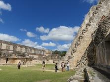 Nunnery Behind Pyramid of the Magician