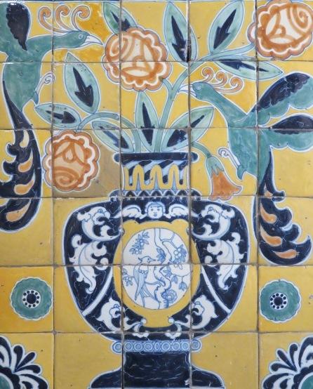 Kitchen Vase Tiles