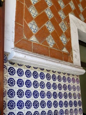 Talavera 6 Point Star