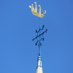 Hoorn Weathervane