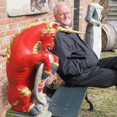 James and the Hoorn Unicorn