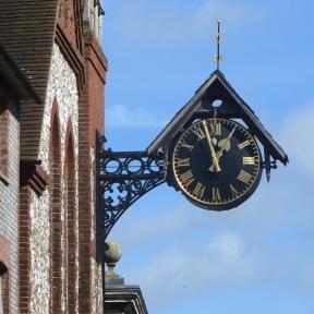 Lewes Clock