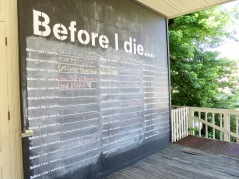 before i die board 2