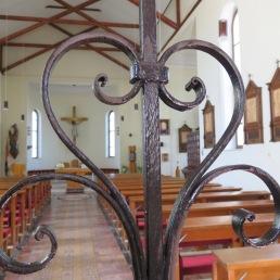 Wrought Iron Heart - Merida, Mexico