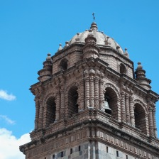 Top of Cusco Cathedral