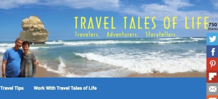 Sue & Dave - Travel Tales of Life https://traveltalesoflife.com/